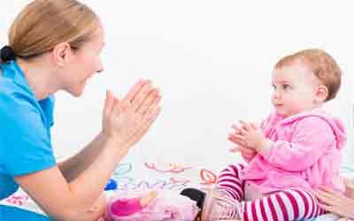 Servicio de cuidado de niños